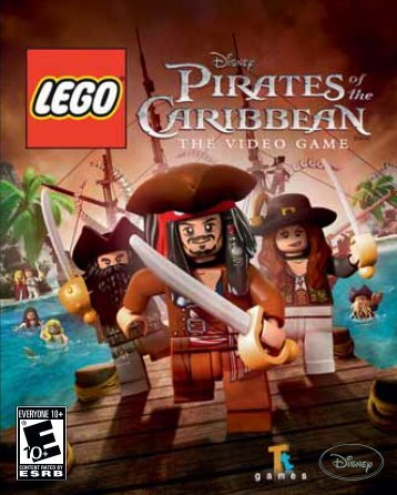LEGO® Pirates of the Caribbean (PlayStation 3)