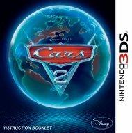 Disney•Pixar Cars 2 (Nintendo 3DS)
