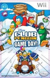 Disney Club Penguin: Game Day! (Wii)