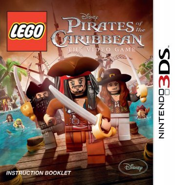 LEGO® Pirates of the Caribbean (Nintendo 3DS)