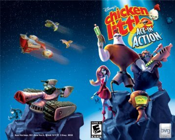 Ace in Action (PlayStation 2)