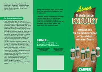 Linea Parquet - Carver S.r.l.