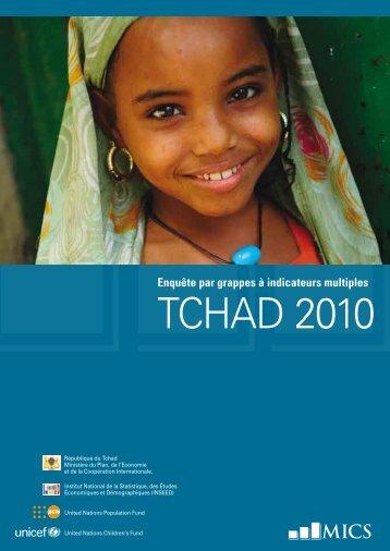 TCHAD 2010 - Childinfo.org