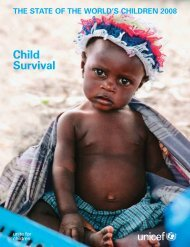 Child Survival - Unicef