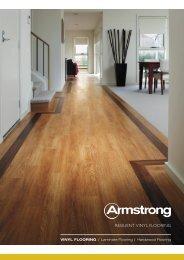 RESILIENT VINYL FLOORING - Armstrong-aust.com