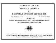 eb - Maharashtra State Board of Technical Education