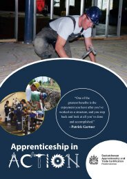 Patrick Gartner - Saskatchewan Apprenticeship and Trade ...