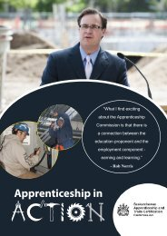 Honourable Rob Norris - Saskatchewan Apprenticeship and Trade ...