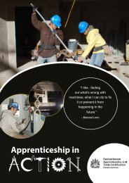 Career Choices - Saskatchewan Apprenticeship and Trade ...