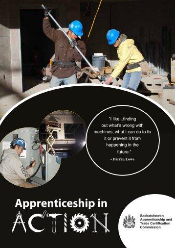 Career Choices - Saskatchewan Apprenticeship and Trade ...