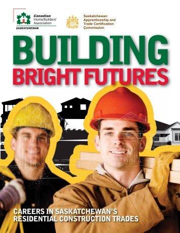 Canadian Home Builders' Association - Saskatchewan ...