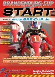 3. Platz im Finale A - Brandenburg Cup