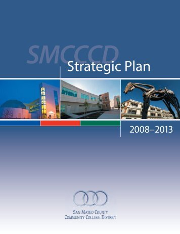 Strategic Plan - San Mateo County Community College District