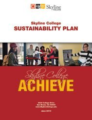 Skyline College - San Mateo County Community College District
