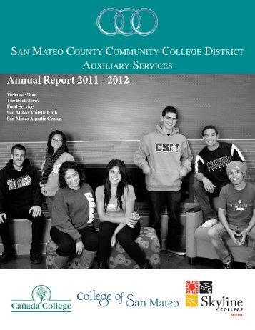 Annual Report 2011 - 2012 - San Mateo County Community College ...
