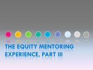 Powerpoint - STEM Equity Pipeline