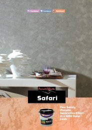 Safari - Tambour Paints