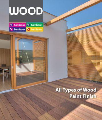Wood Paint: July 2017