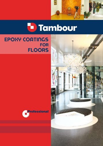 EPOXY COATINGS FLOORS - Tambour Paints