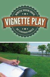 Write Your Own Vignette Play - Theatrefolk