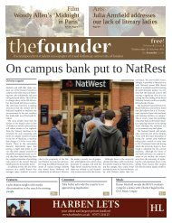 The Founder Volume 6 Issue 3