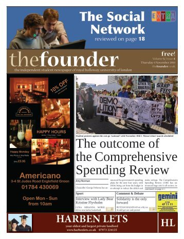 The Founder Volume 5 Issue 4