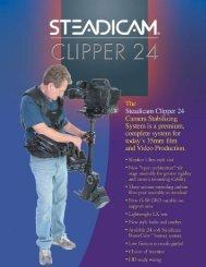 Clipper 24 Literature (.pdf) - Tiffen