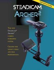 Archer 2 Literature (.pdf) - Tiffen.com
