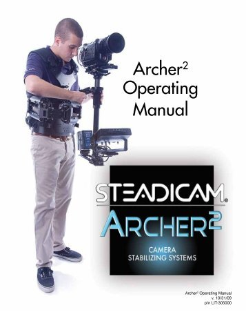 Archer Manual - Tiffen