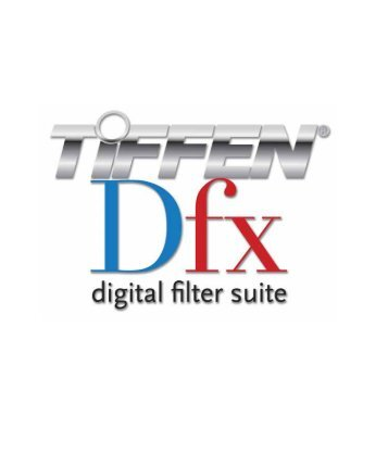 Dfx User Guide - Tiffen.com