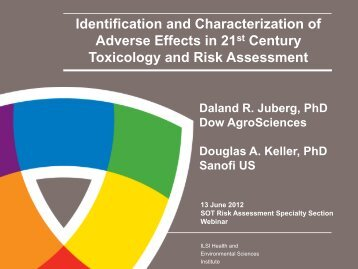 Identification and Characterization of Adverse Effects in 21st Century ...