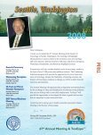 Annual Meeting Program - Society of Toxicology - Page 2