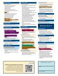 Annual Meeting Program - Society of Toxicology - Page 5
