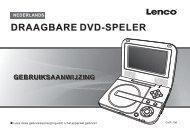 DRAAGBARE DVD-SPELER - Hardware
