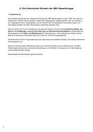 A. Die historischen Wurzeln der  ABC ... - Die Bordeauxroten
