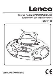 SCR-186 - Hardware