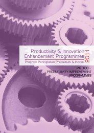 Productivity Improvement Programmes - MPC