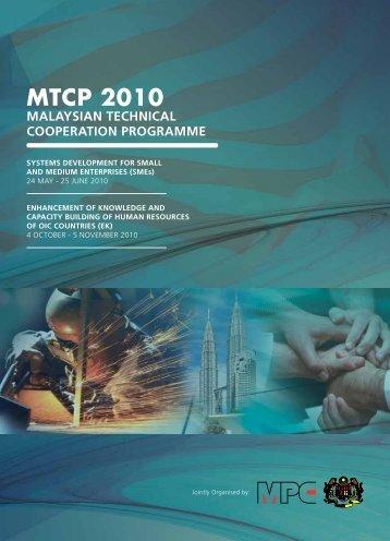 MTCP Brochure - MPC