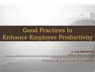 good practices - MPC