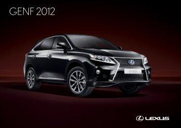 GENF 2012 - Toyota Feichtmayr