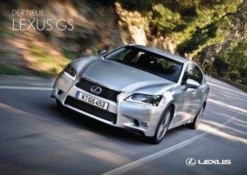 LEXUS GS - Toyota Feichtmayr