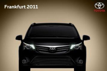 Frankfurt 2011 - Toyota