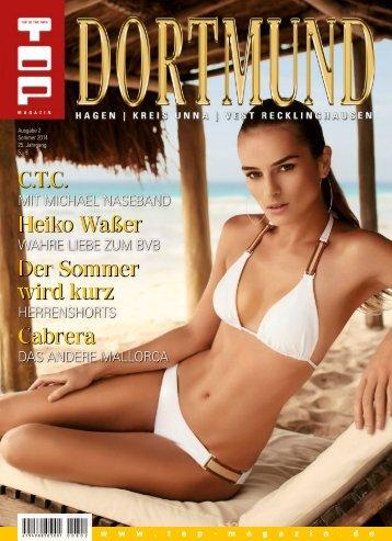 2014-02 | Sommer: TOP Magazin Dortmund