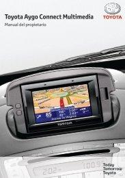 Toyota Aygo Connect Multimedia - Toyota-tech.eu