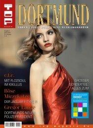 2014-03 | Herbst: TOP Magazin Dortmund