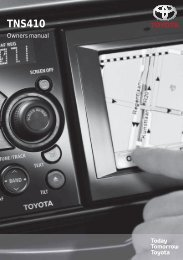 TNS410 - Toyota-tech.eu