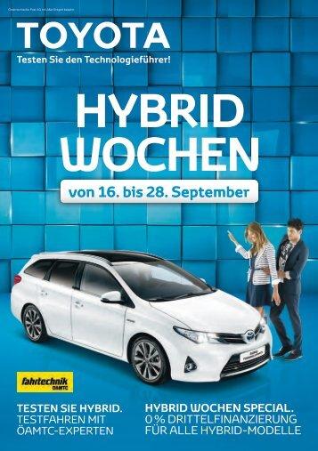 Auris Hybrid - Toyota