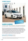 Auris Hybrid - Toyota - Page 6
