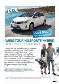Auris Hybrid - Toyota - Seite 7