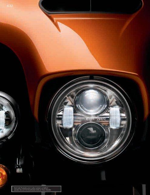 Blinkerhalter kurz Harley Davidson Road King,Electra Glide,Softail 68510-74A//B//C